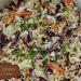 Asian Coleslaw with Ramen Noodles Recipe