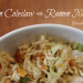 Asian Coleslaw with Ramen Noodles Recipe