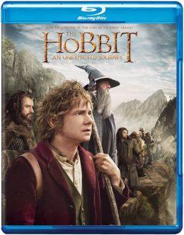 Hobbit Blu-ray