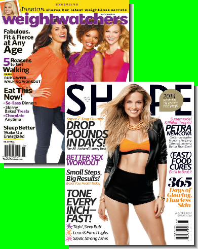 Shape Weight Watchers magazine