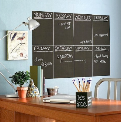 Tanga | Chalkboard Wall or Dry Erase Wall $9.99 Shipped