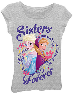 Zulily Frozen sale