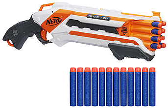 KMart | Save 34% on a Nerf Blaster + Refill Bundle
