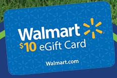 Up to $25 in FREE Walmart Gift Cards with Select Purchases