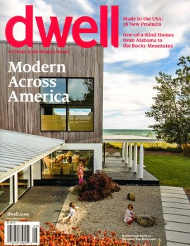 Dwell magazine discount subscription