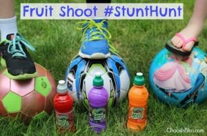 Fruit Shoot #Stunthunt