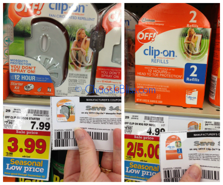Off Clip-on coupon