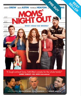 Moms' Night Out Pre-order as low as $15.99 shipped + Bonus CD
