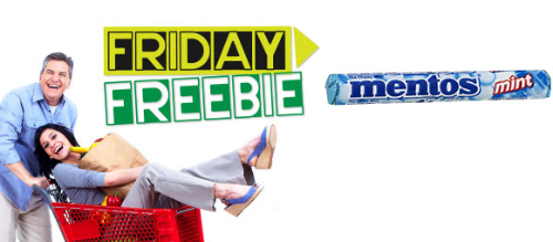 Friday Freebies on B105.7: Free Mentos, Vitamin Water and Sharpies