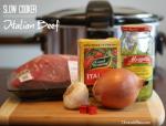 Slow Cooker Italian Beef