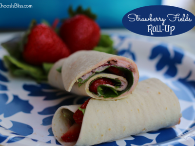 Strawberry Fields Roll-up