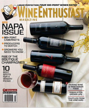 Wine Enthusiast discount subscription