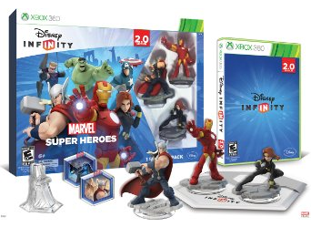 Now Available | Disney Infinity Marvel Super Heroes