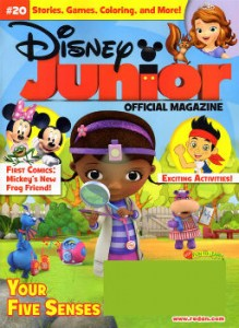 Disney Junior Magazine discount subscription
