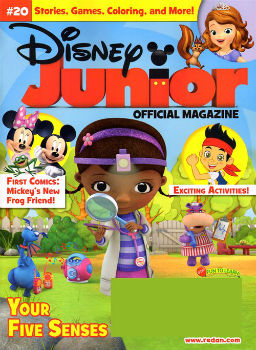 *Today Only* Disney Junior Magazine Discount Subscription