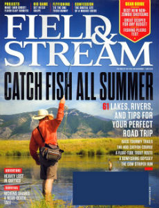 Field & Stream magazine discount subscription