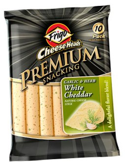 Frigo Cheese Heads coupon