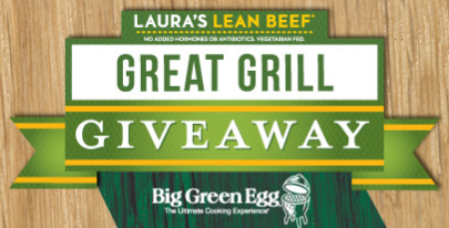 Lauras Lean Great Grill Giveaway