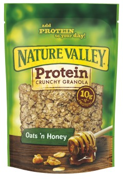 Today's Tips on B105.7: Nature Valley Protein Granola $1.00 after Stacked Deals