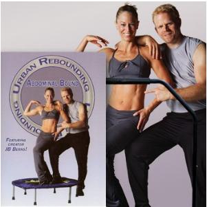 Urban Rebounding DVD