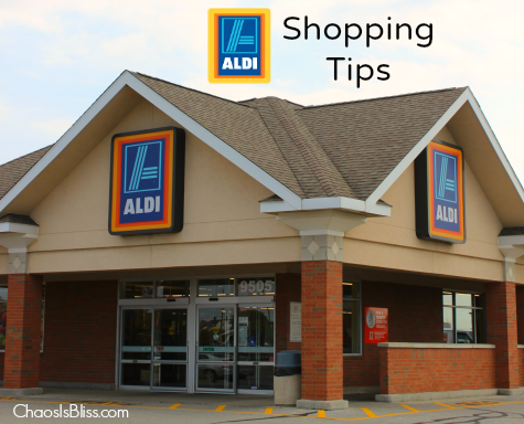 Aldi Shopping Tips