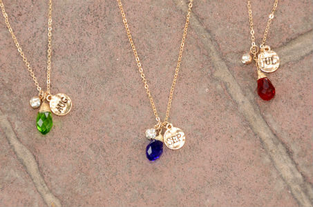 Cents of Style Birthstone Necklace 2