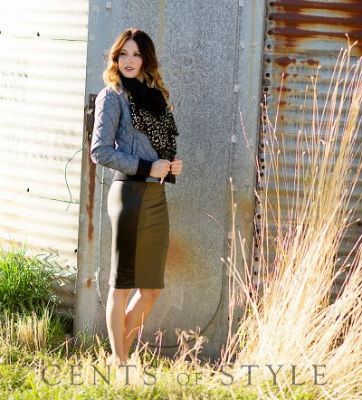 Cents of Style Pencil Skirt