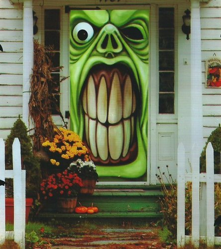 Green Goblin door cover