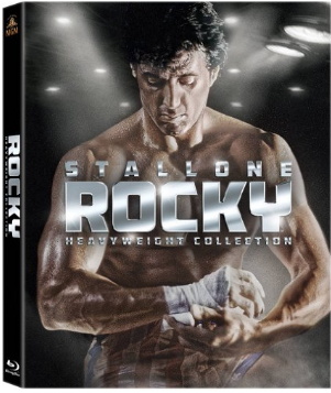 *Today Only* Complete Rocky Heavyweight Collection on Blu-ray only $18.99
