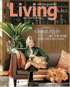 Martha Stewart Living discount subscription