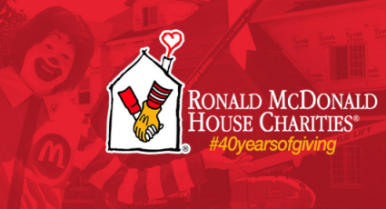 Ronald McDonald House Charities | 40 Years of Giving