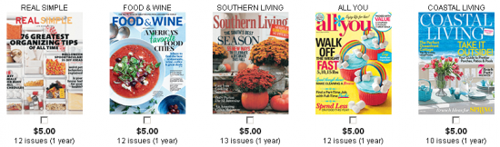 Time Inc magazine sale