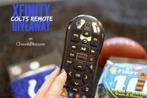 Xfinity Colts remote