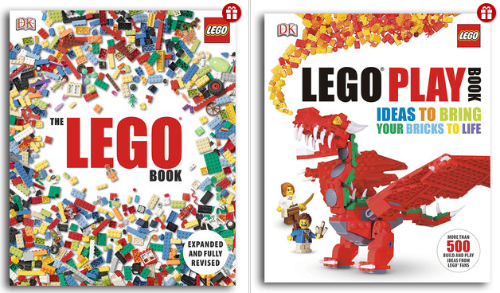 Zulily | LEGO Apparel, Books and Storage up to 60% Off