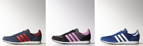 Adidas Adistar Racer Shoes $39.99 + FREE 2-Day Shipping