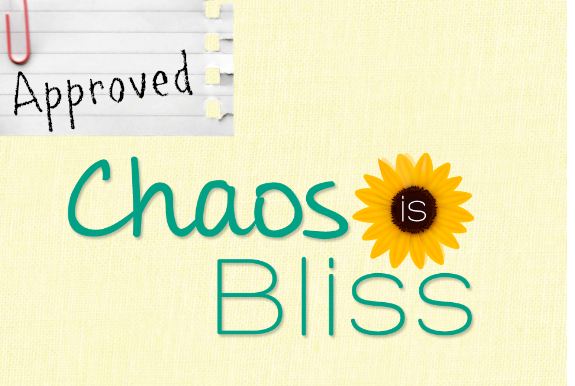 Chaos Is Bliss has a new look!