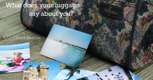 Family travel, making memories ... what does your luggage say about you?