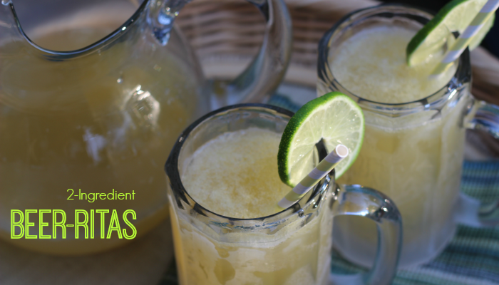 Try a frosty mug of Beer-Ritas when you entertain this summer! This Beer-Ritas recipe is refreshing and citrusy.