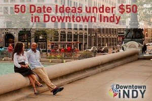 Downtown Indy 50 dates