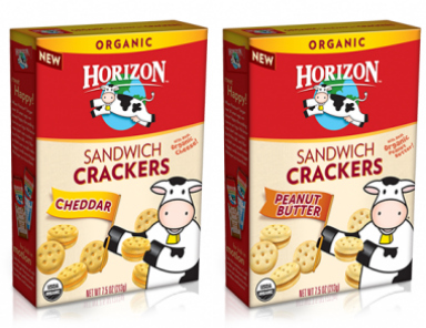 Horizon Organic Sandwich Crackers