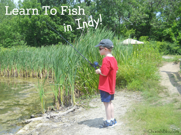 Friday freebies on b105 7 learn to fish in indy more for Learn to fish