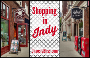 Travel to Indianapolis isn't complete without shopping in Indy! Here are some must-see boutiques to visit when you travel to Indy.