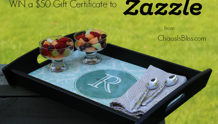 Gifts for Mom & Everyone | $50 Zazzle Gift Certificate GIVEAWAY