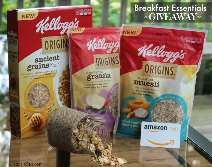 A healthy breakfast doesn't need a recipe, when you have the right wholesome ingredients on hand.