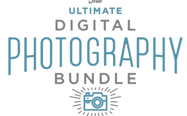 Ultimate Photography Bundle | $555 in Photography eBooks & Classes for $37