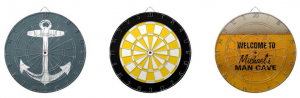 Customizable dart boards