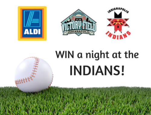 Indianapolis Indians GIVEAWAY from Aldi