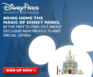 Special offers on Disney Parks Authentic Merchandise