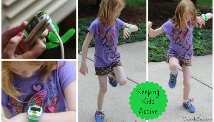 Keeping Kids Active with LeapFrog LeapBand | Review & GIVEAWAY