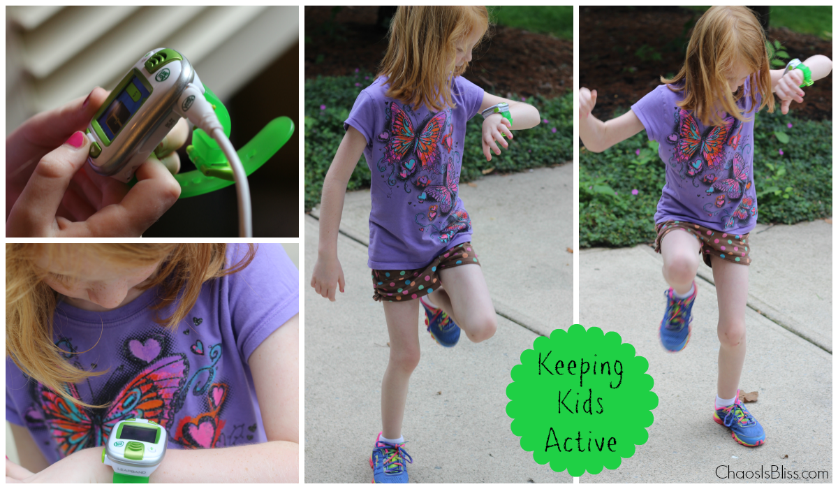 How to keep kids active when they head back to school.